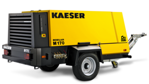 M170 – transportabel kompressor